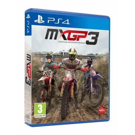 MXGP3 PS4