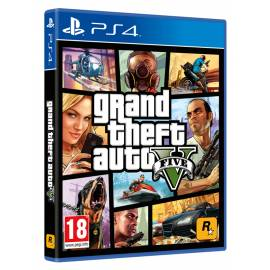 Grand Theft Auto 5 (Em Português)  PS4