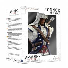 Busto Legacy Collection: Assassin's Creed Connor Kenway
