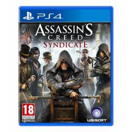 Assassin's Creed Syndicate (Seminovo) PS4