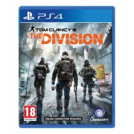 Tom Clancy's The Division (Seminovo) PS4