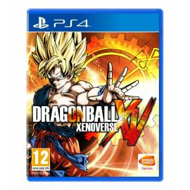 Dragon Ball Z Xenoverse (Seminovo) PS4