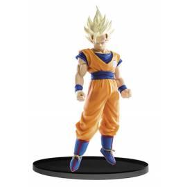 Estátua Dragon Ball Z Super Saiyan 2 Goku Big Budokai