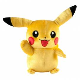 Peluche Waving Pikachu - Pokemon 20 cm