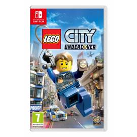 LEGO City Undercover (Seminovo) Nintendo Switch