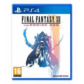 Final Fantasy XII: The Zodiac Age PS4