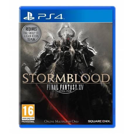 Final Fantasy XIV: Stormblood PS4