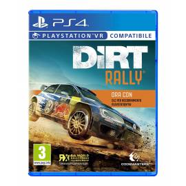VR Dirt Rally PS4