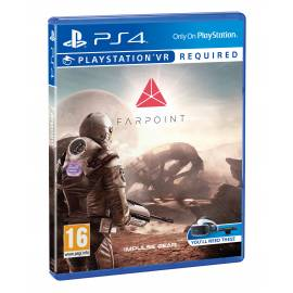 VR Farpoint PS4