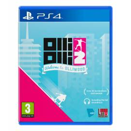 OlliOlli 2 Welcome To Olliwood PS4