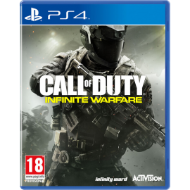 Call of Duty: Infinite Warfare (Seminovo) PS4