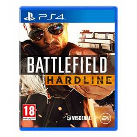 Battlefield Hardline (Seminovo) PS4