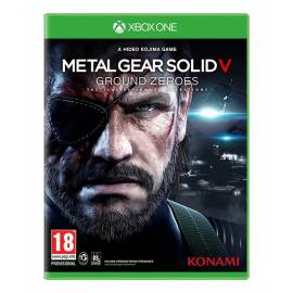 Metal Gear Solid Ground Zeros Xbox One