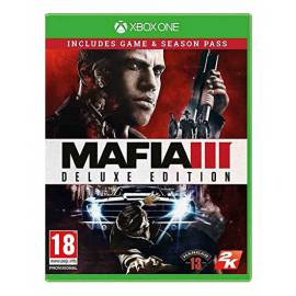 Mafia III Deluxe Edition Xbox One (Com Extras)