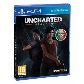 Uncharted: O Legado Perdido PS4 (Em Português)