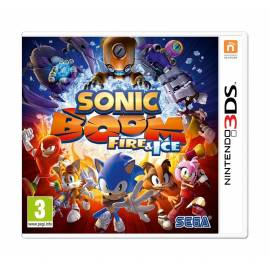 Sonic Boom: Fire & Ice 3DS
