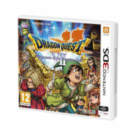 Dragon Quest VII: Fragments of the Fogotten Past 3DS