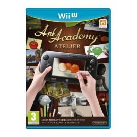 Art Academy Atelier Wii U