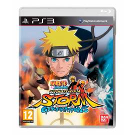 Naruto Shippuden: Ultimate Ninja Storm Generations Essentials PS3