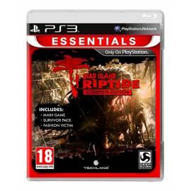 Dead Island: Riptide Essentials Complete Edition PS3