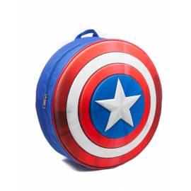 Mochila Escudo Captain America para Criança