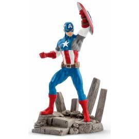 Figura Marvel Capitan America Schleich