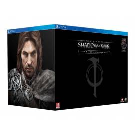 Middle-Earth: Shadow of War - Mithril Edition PS4