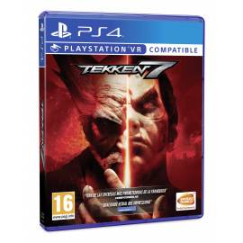 Tekken 7 - Day One Edition PS4
