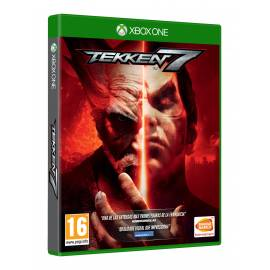Tekken 7 (Seminovo) Xbox One