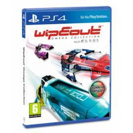 WipEout Omega Collection PS4 - OFERTA Capa Clássica + DLC 4 Temas Exclusivos