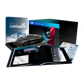 Project Cars 2 - Collector's Edition PS4