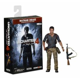 Action Figure Ultimate Nathan Drake Uncharted 4