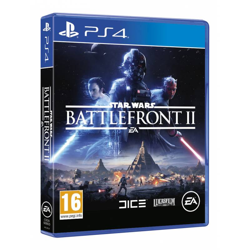 star wars battlefront 2 ps4 com ofertas. Black Bedroom Furniture Sets. Home Design Ideas