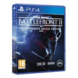 Star Wars: Battlefront 2 - Elite Trooper Deluxe Edition PS4