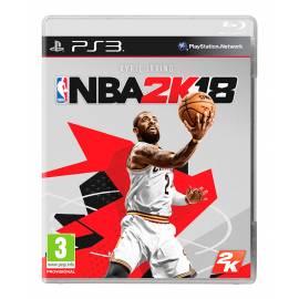 NBA 2K18 PS3