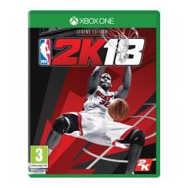 NBA 2K18 - Legend Edition Xbox One