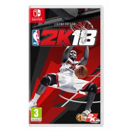 NBA 2K18 - Legend Edition Switch