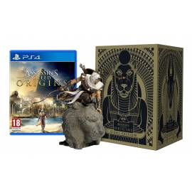 Assassin's Creed Origins (Em Português) - Gods Edition PS4