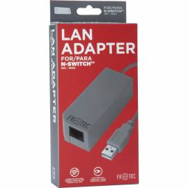 Adaptador LAN para Nintendo Switch