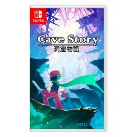Cave Story+ (Seminovo) Nintendo Switch