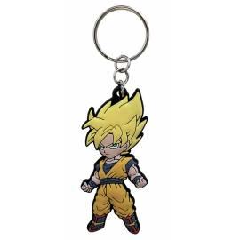 Porta-Chaves PVC Dragon Ball Z Goku