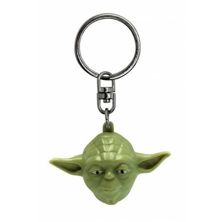 Porta-Chaves 3D Star Wars Yoda