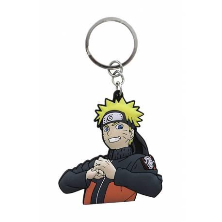 Porta-Chaves PVC Naruto Shippuden Naruto