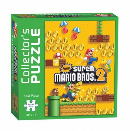 Puzzle New Super Mario Bros 2