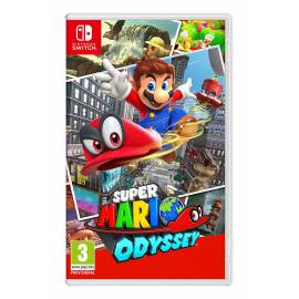Super Mario Odyssey Nintendo Switch - OFERTA Pré-Reserva