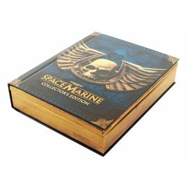 Warhammer 40K Space Marine Collectors Edition PS3