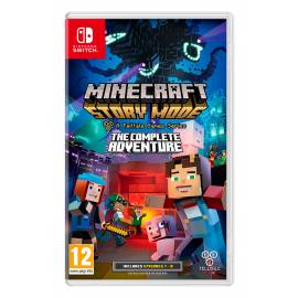 Minecraft Story Mode - The Complete Adventure Switch