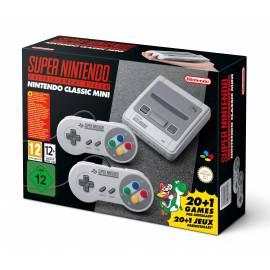 Consola Nintendo Classic Mini: Super NES
