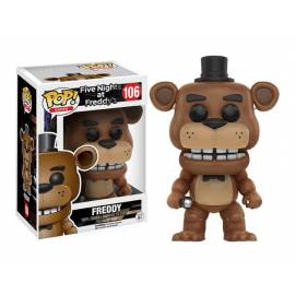 POP! Vinyl Games: Five Nights At Freddy's Freddy 106