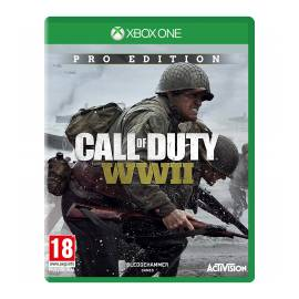 Call of Duty WWII - Pro Edition Xbox One - Com Acesso BETA